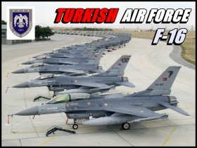 Last of the F-16 fighter jets delivered to Turkish Air Forces / Air