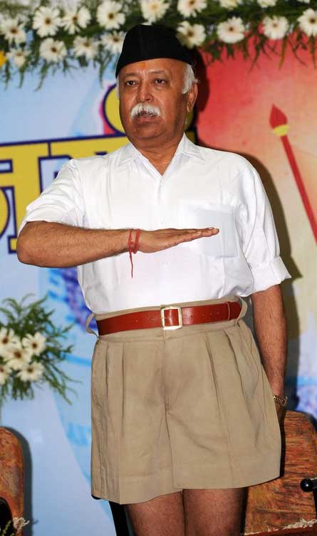 RSS chief Mohan Bhagwat blames Western culture for rising crimes against women in India.