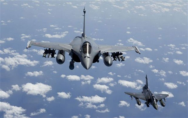 India to sign Rafale jet fighters deal this year.