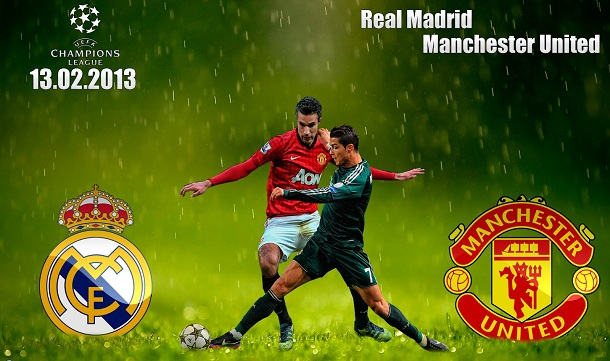 MU vs Real Madrid