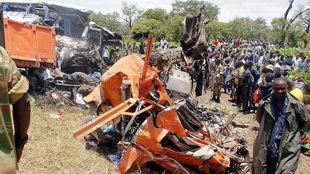 Gory Car Crash Victim Photos http://www.nationalturk.com/en/disaster-in-zambia-53-passengers-perished-in-a-gory-car-accident-in-lusaka-africa-news-33632