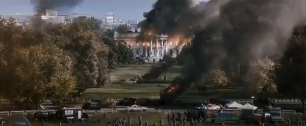 Earthquake-Washington-DC-White-House-Fire