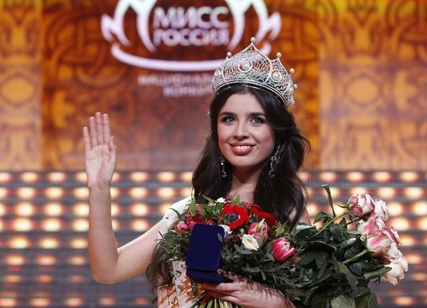 Russia Racism:New Miss Russia 'Not Slavic Enough'