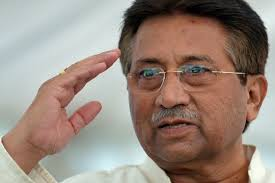 Pakistan's former military ruler General (retd) Parvez Musharraf: File Pic