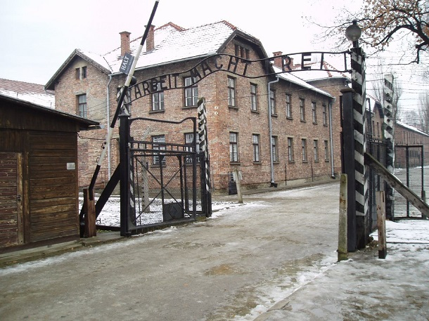Auschwitz-SS-Guard-Arrested