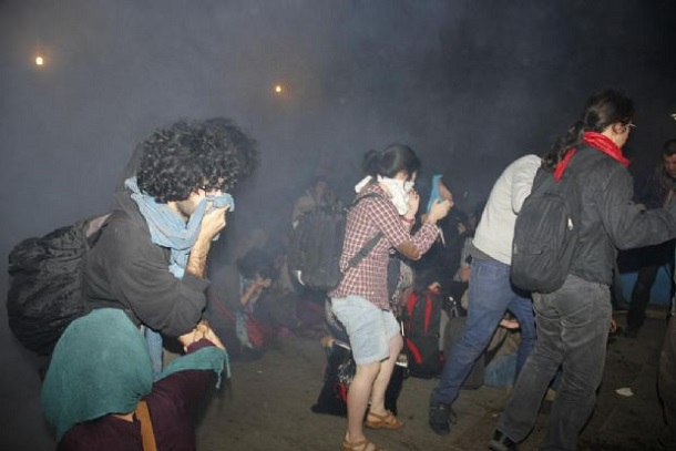 Tear-Gas-For-Taksim-Park-Protesters