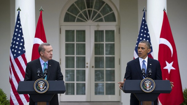 Turkey-PM-Erdogan-Meet-US-President-Barack-Obama-White-House