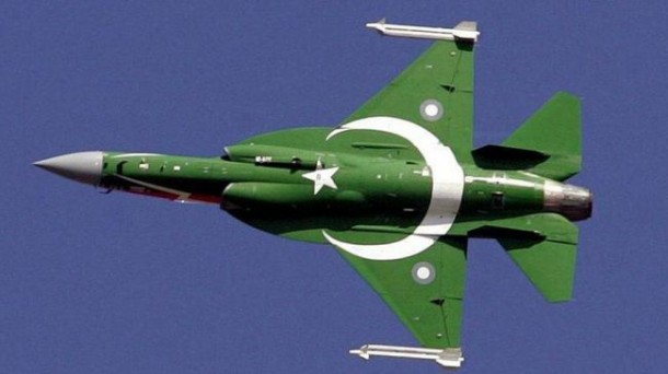 Pakistan's fighter jet: File Pic