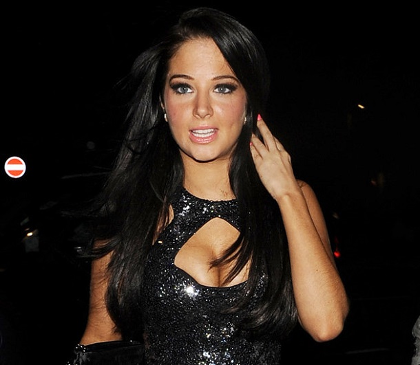 X Factor judge Tulisa  X Factor Judges Tulisa