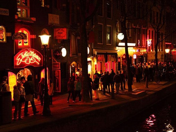 Amsterdam's famous red-light district under threat, economic crisis ...