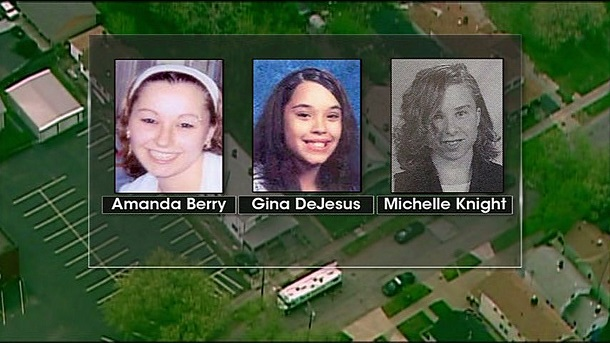 Cleveland Ohio Kidnapping Victims