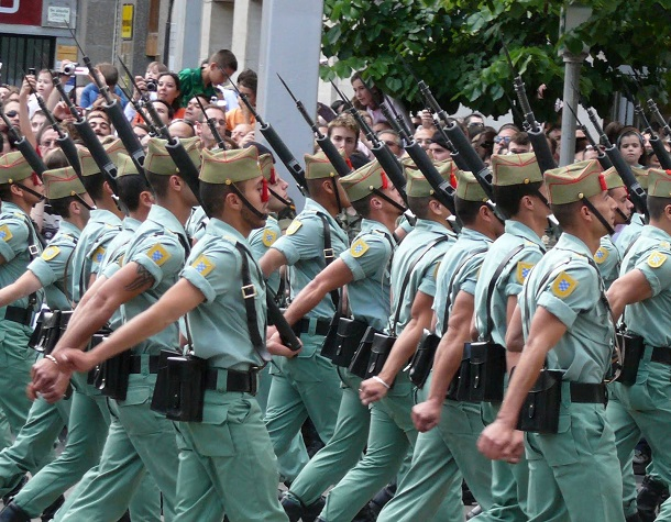 Spanish-Armed-Forces