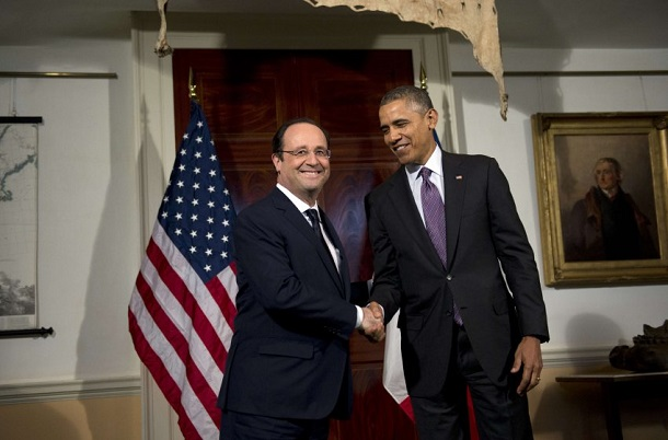 US-FRANCE-OBAMA-HOLLANDE