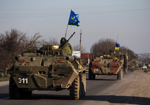 Crimea-Crisis-Ukrainian-Army-Combat-Tests