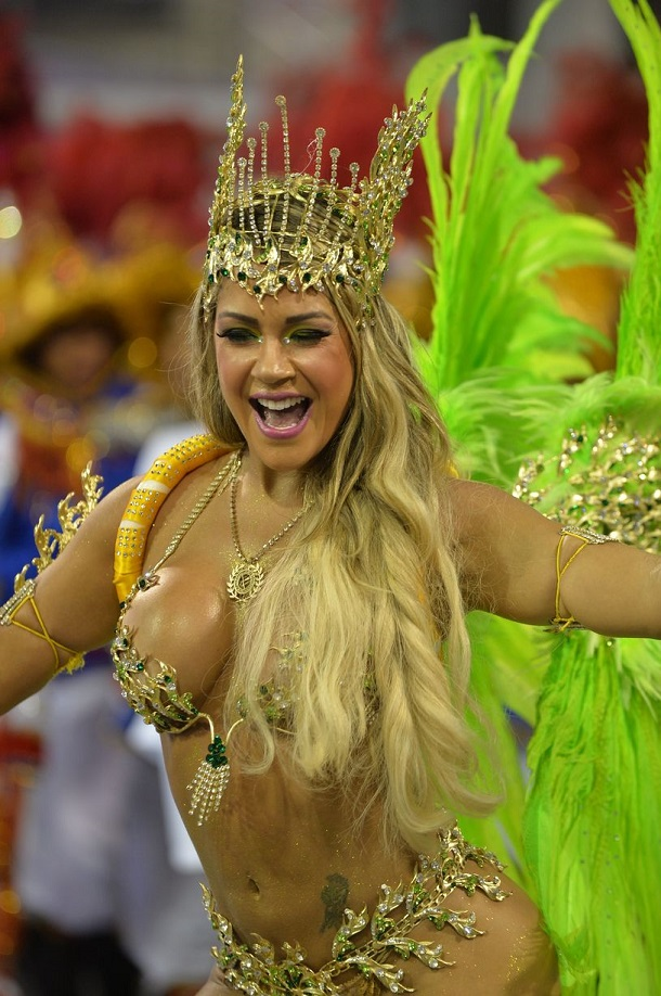 Pictures  Rio de Janeiro carnival      rocks to the beat of Samba