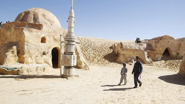 New Star Wars Saga Star Wars Movie Set In Tunisia Under Sand Breaking News
