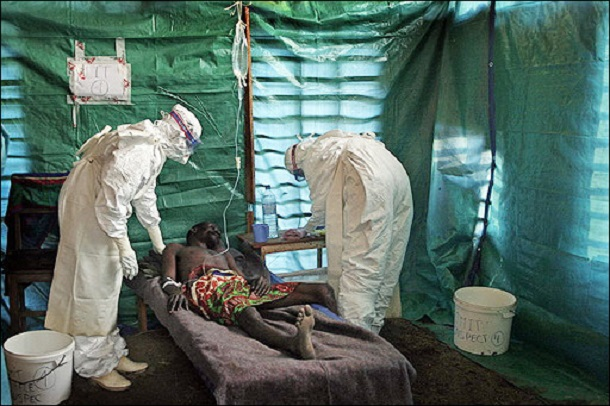 Ebola Panic in West Africa: More than 100 People Killed in ...