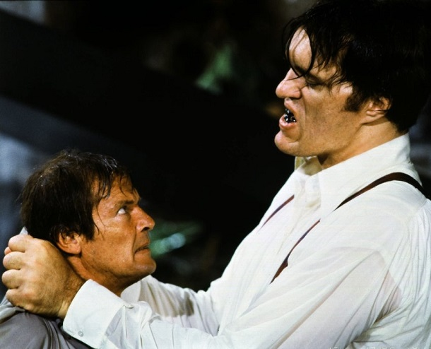 James Bond: Moonraker - Streng geheim - Roger Moore, Richard Kiel