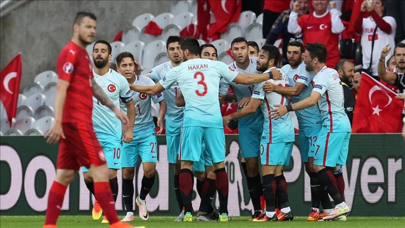 Euro 2016: Turkey come back from the dead