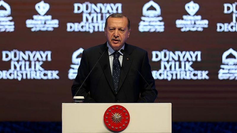 Europe's mask has come off now, says President Erdogan