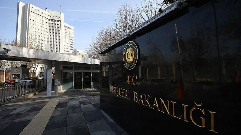 Turkey Condemns North Korea Ballistic Missile Launches