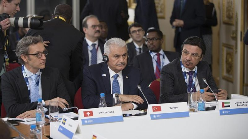 Turkish PM Binali Yildirim Continues London Visit