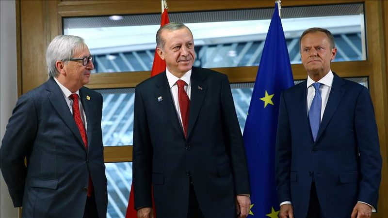 Turkey's leader confronted by France, Germany at North Atlantic Treaty Organisation summit