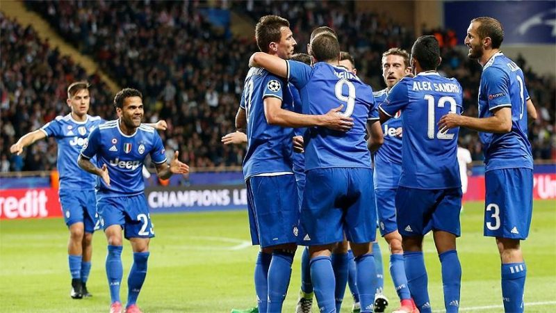Champions League semifinal highlights: Gonzalo Higuain brace give Juventus advantage over Monaco