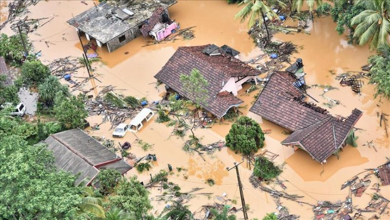 Deaths From Floods And Landslides, 110 Missing