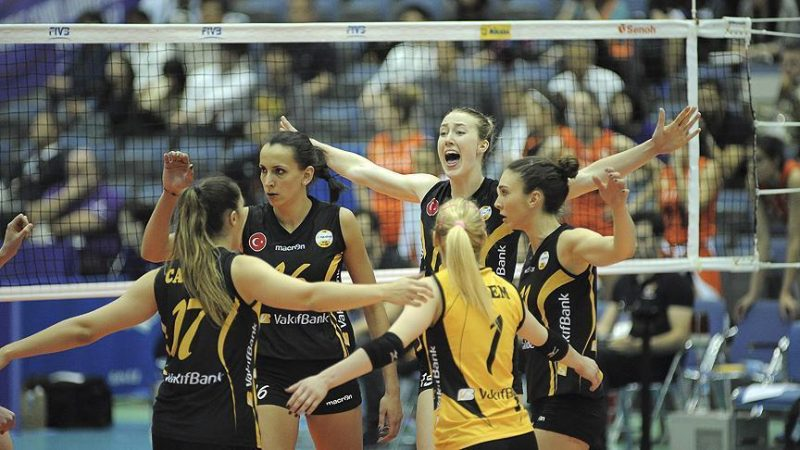Vakifbank Wins Women's Volleyball World Championship