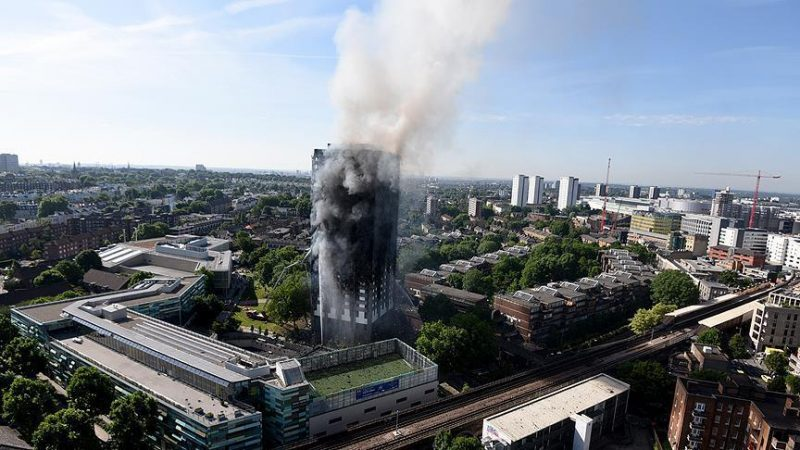 Death Toll Rises To 12 In London Residential Block Fire