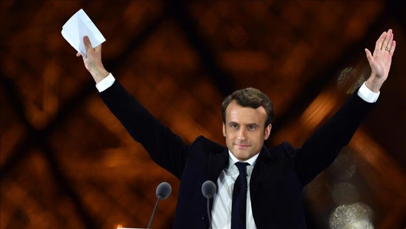Macron Wins Landslide Majority In French Parliament