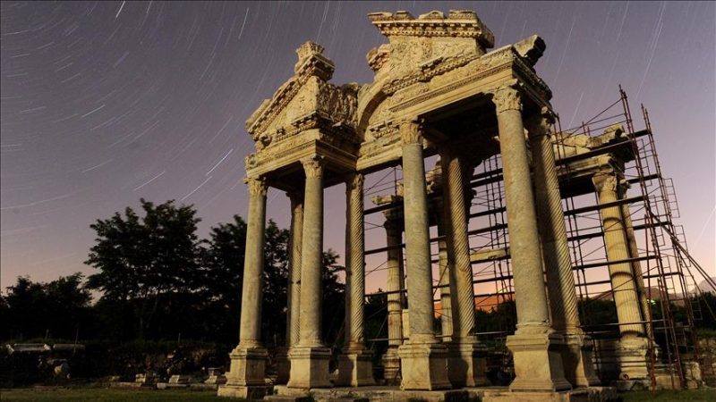 Turkish archeology site in unesco world heritage list for World heritage site list