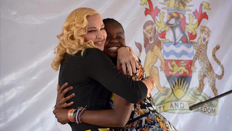 Madonna Opens Children's Health Facility In Malawi