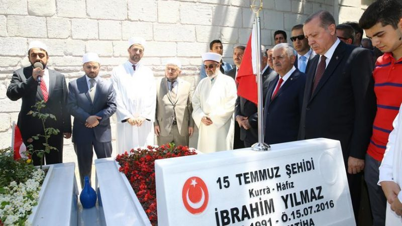 July 15 Coup Attempt Commemorations Begin in Turkey