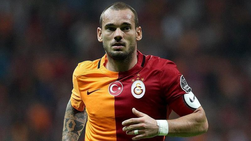 Sneijder: A new club will come after Galatasaray exit