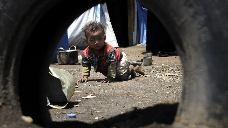 Yemen cholera cases soar past half-million