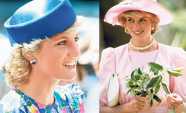 Princess Diana's new private photos