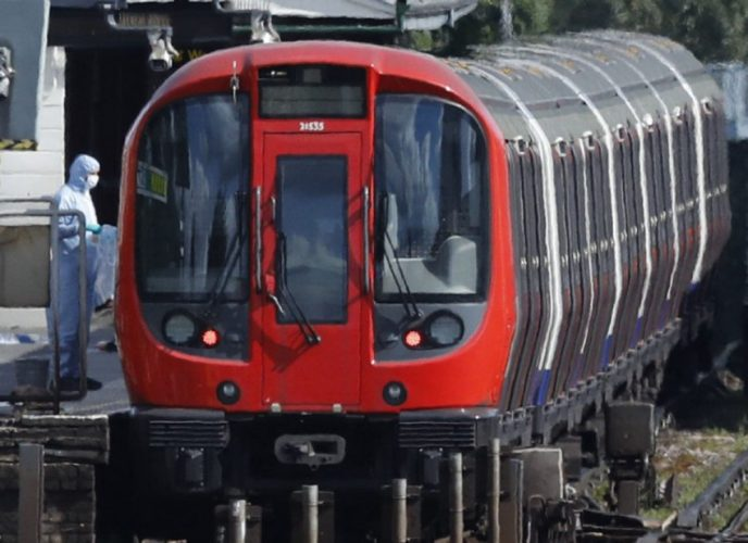 Bomb Explodes On Packed London Subway Train