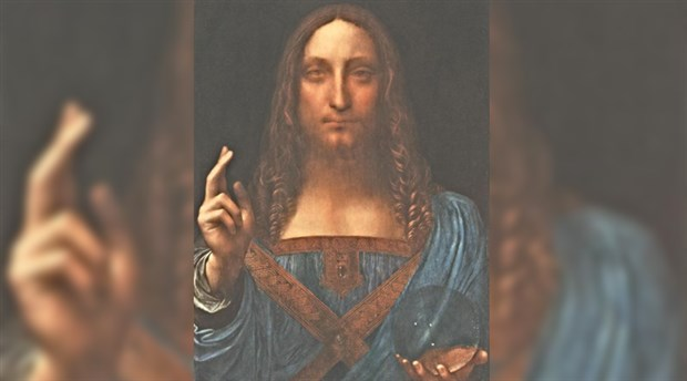 Rediscovered' da Vinci painting sells for $450M