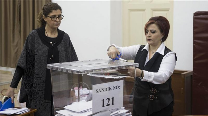 Final results of Northern Cyprus elections announced