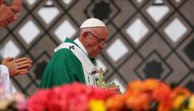 Pope reiterates call to respect status of Jerusalem