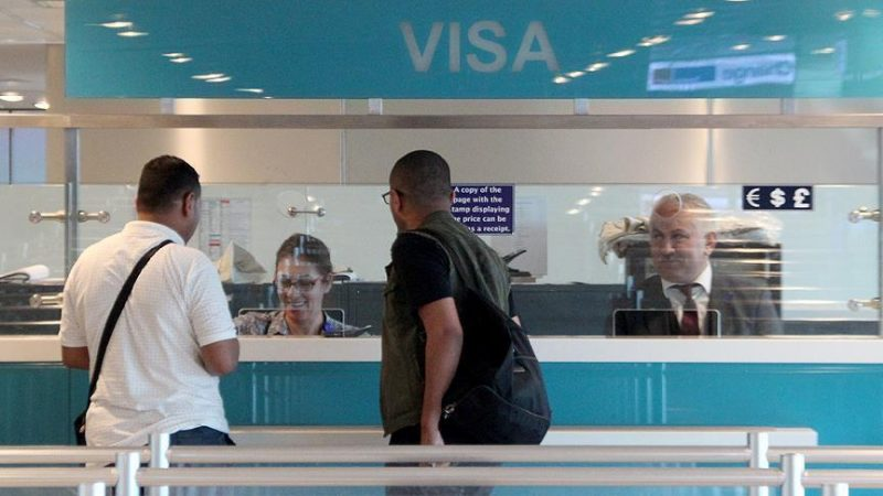 Visa liberalization to end barriers between Turkey, EU