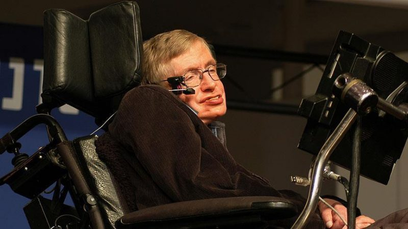 Renowned physicist Stephen Hawking passes away