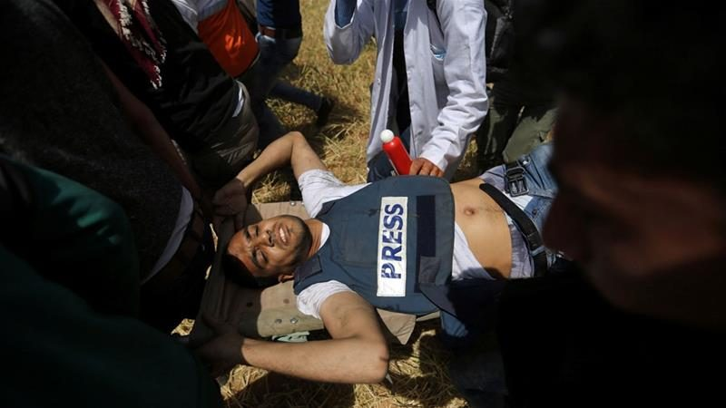 Palestinian journalist dies after being shot by Israeli forces