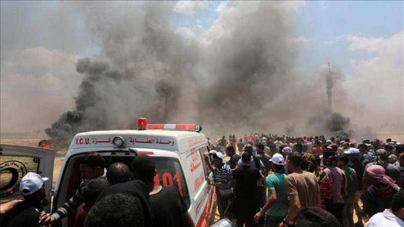 Death toll rises to 59 amid mass protests in Gaza