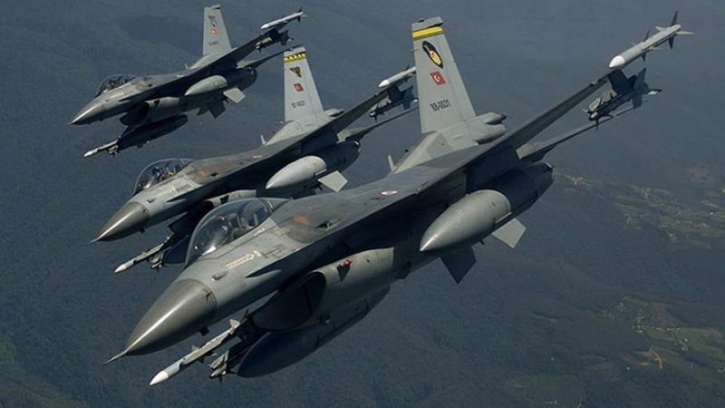 Turkish jets destroy 4 terror targets in northern Iraq