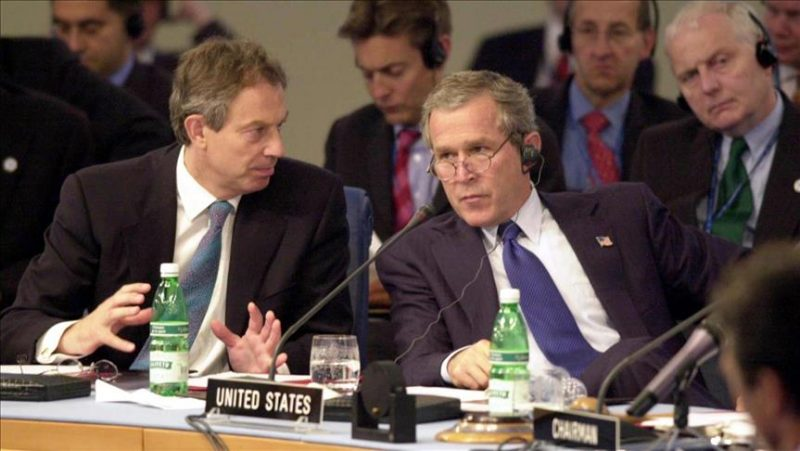 UK report warns of repeating 2003 Iraq War mistake