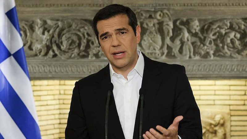 Turkey is a critical, strong country, Greek PM Tsipras says