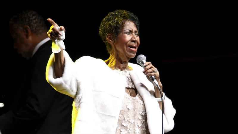 Queen of Soul Aretha Franklin is dead at 76